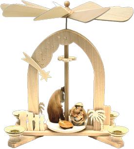 cr ches de noel en bois allemandes pyramides bougies. Black Bedroom Furniture Sets. Home Design Ideas